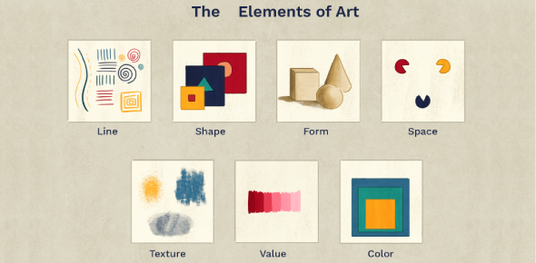 Elements & Principles Of Art - Final Quiz