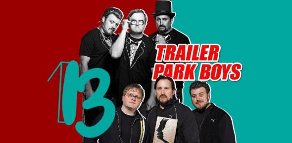 Trailer Park Boys Trivia Quiz