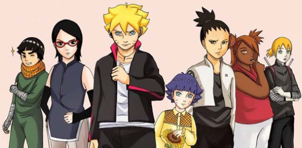 �que Personaje De Naruto Eres?(Test Para Chicos)