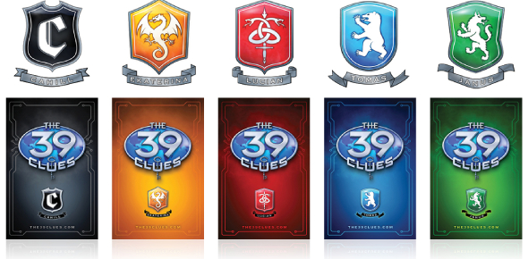Quiz: What 39 Clues Branch Are You From?