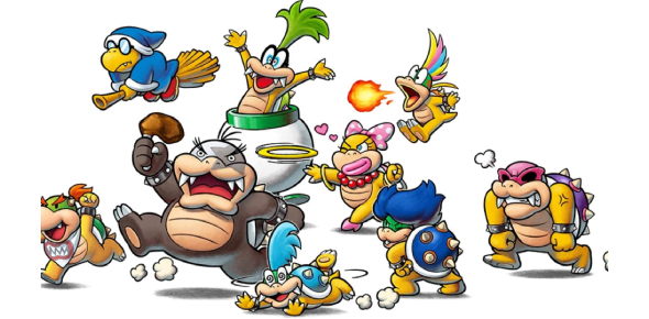 Which Koopaling Are You?