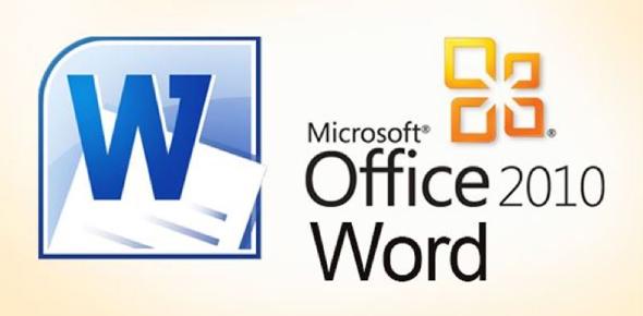 A Microsoft Word 2010 Test