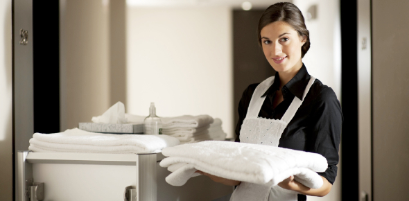Section 10.1quiz: The Housekeeping Department