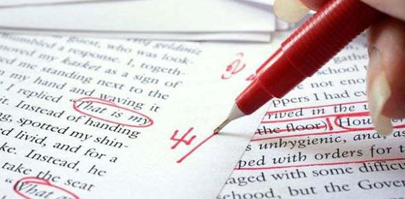 Basic Grammar Test Quiz