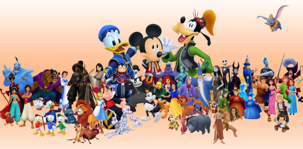 Find Out Your Disney Character Quiz!