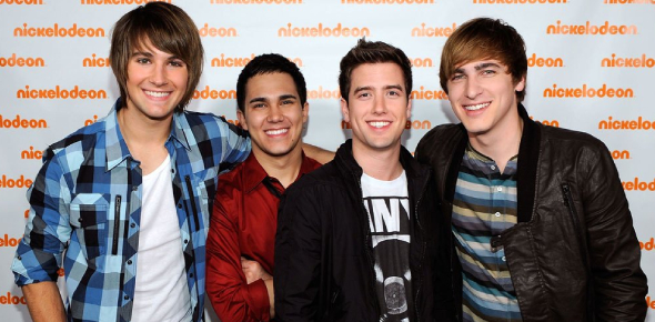 Which Big Time Rush Character Are You?