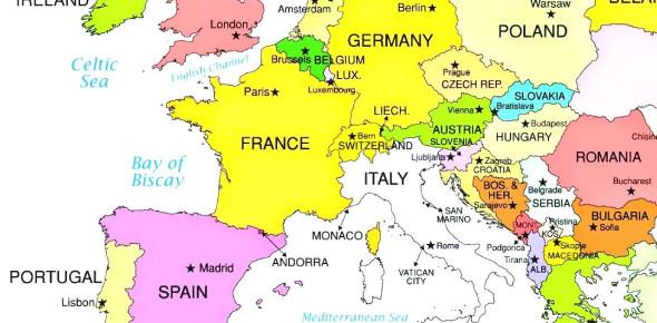 Europe Capitals Quiz: GK Test!