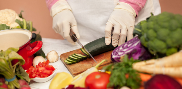 Pre- Assessment : Food Safety And Sanitation
