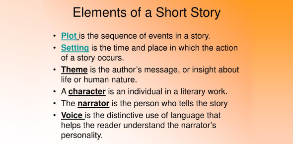 Elements Of Story Quiz: Knowledge Test! Trivia