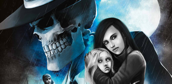 Which Skulduggery Pleasant Character Are You Quiz!