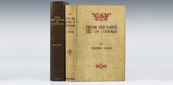 Trivia Quiz: The Red Badge Of Courage Novel!
