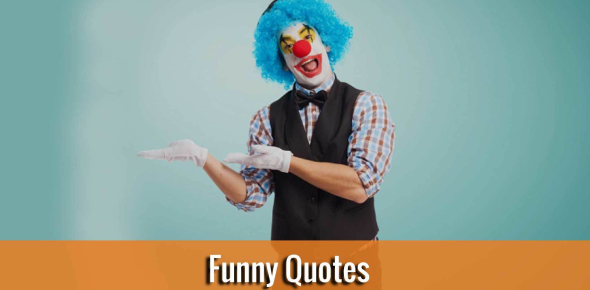 Famous Funny Quotes Quiz