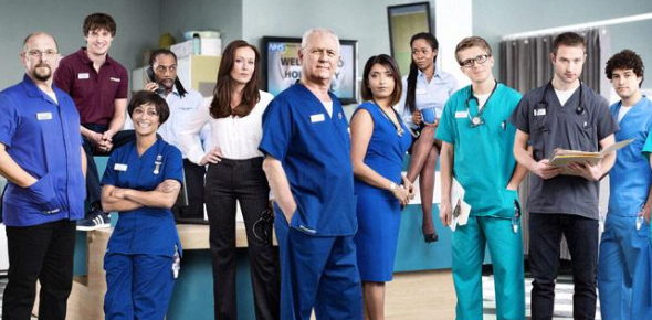 BBC Drama: Casualty - So You Think You