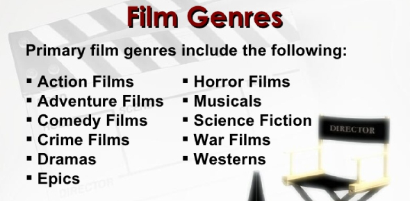 How Well You Know About Film Genre? Trivia Quiz