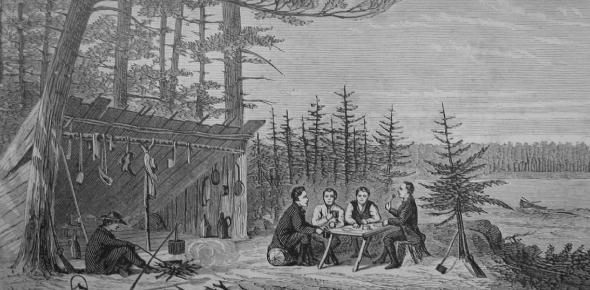 History Of Camping! Trivia Facts Quiz