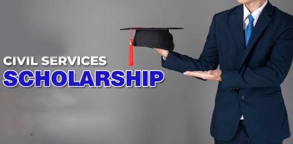 Civil Services- UPSC Scholarship Sample Test