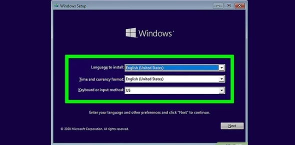 Install And Configure An Operating System