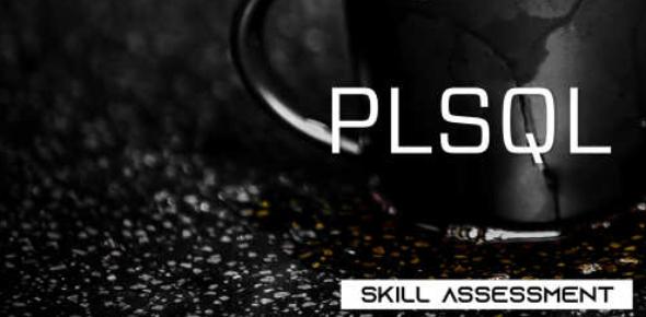 PL/SQL Assessment Test! Trivia Quiz