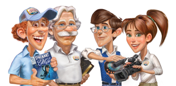 Which Adventures In Odyssey Character Are You?