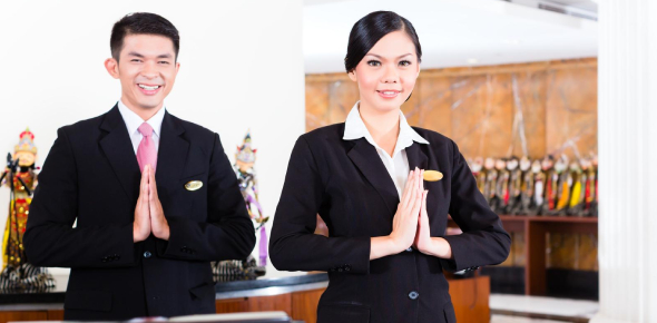 Hospitality: Front Office Associate: Quiz!