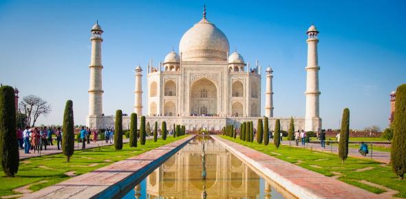 Taj Mahal Trivia Quiz: Seventh Wonder Of The World!