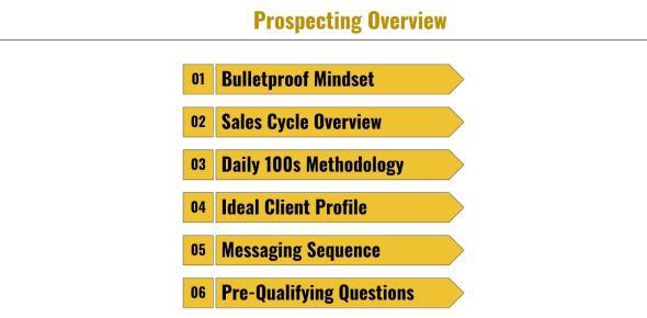Quiz: Prospecting Overview