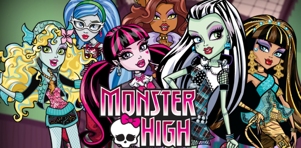 Which Monster High Character Are You? (Girls)