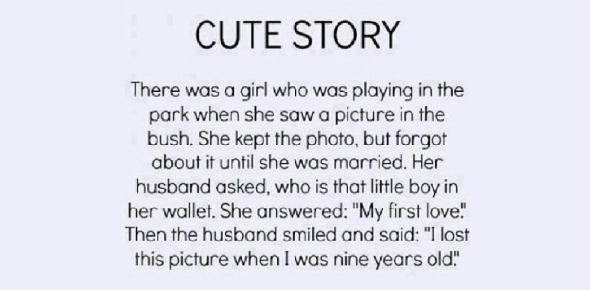 English Short Story Quiz