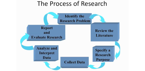 The Process Of Research Quiz!