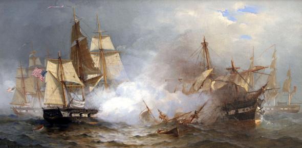 Naval History Quiz Questions