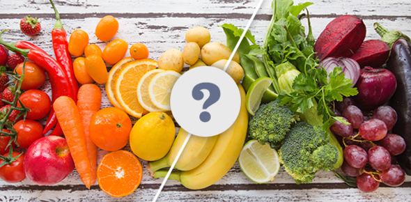 Can You Guess What Fruit Or Vegetable I Am?