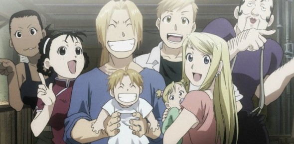 What Do The Fullmetal Alchemist Characters Think Of You Girls Only
