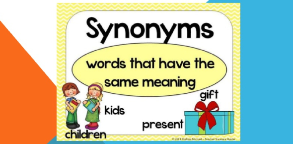 Synonym Practice Quiz For Beginners!