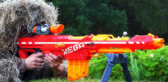 What Nerf Gun Suits You Best?