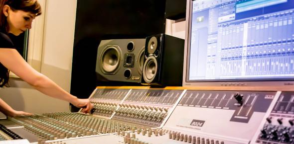 Audio Engineering - Digital Audio