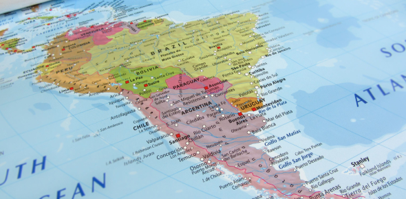 Geography Of Latin America: Quiz!