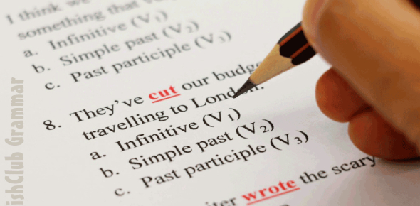 English Vocabulary: Basic Quiz! Test