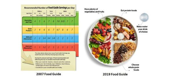 Food Guide Servings Quiz: Trivia!
