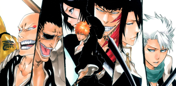 Which Bleach Character Are You