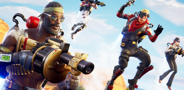 What Fortnite Player Are You?
