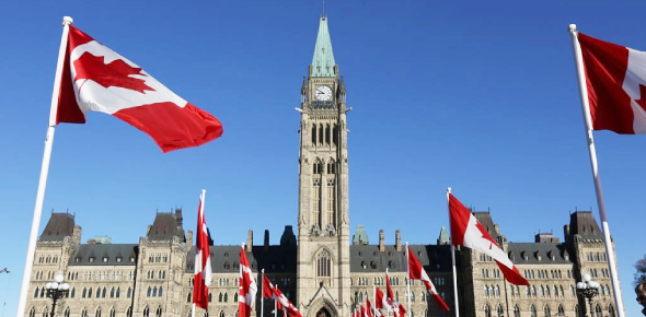 Canadian Government Quiz