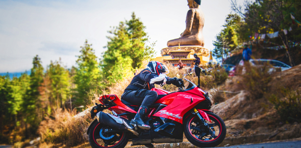 Quiz: What Motorbike Suits Your Personality?