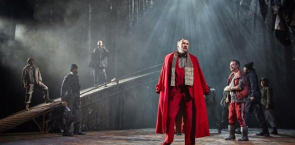 Macbeth Comprehension Test