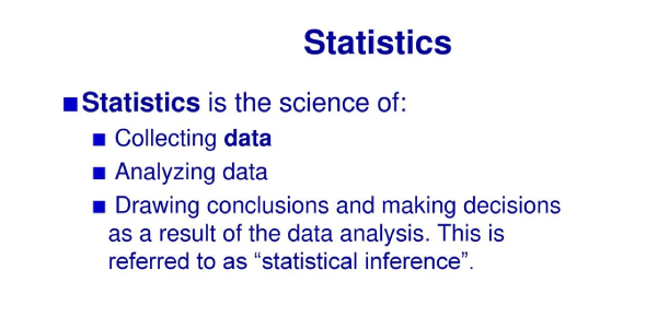 Statistical Question