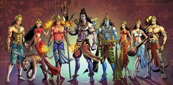 The Indian Mythology