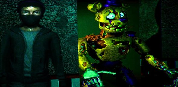 What FNAF Animatronic Are You Quiz!