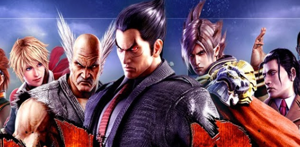 Which Tekken-character Are You?