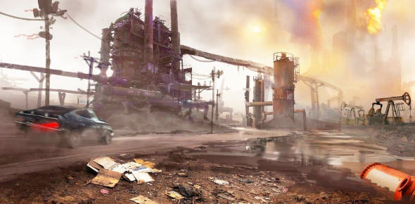 Who Will You Be In A Post-apocalyptic Wasteland?