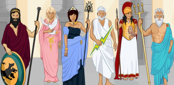 Which Greek God Or Goddess Are You?