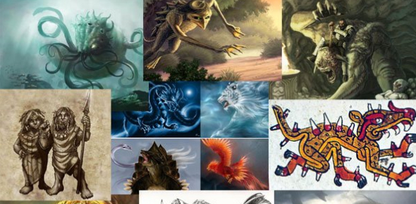 What Kind Of Mythical Creature Are You?
